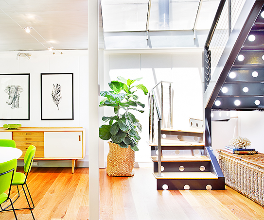 dining staircase portfolio